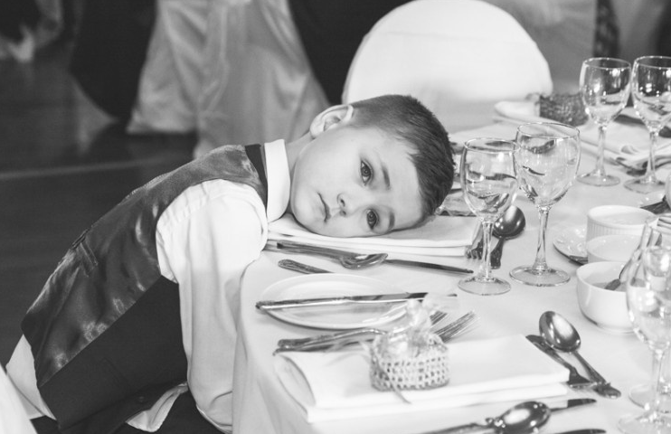 The Weary Wedding Guest