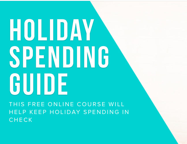 holiday spending guide debt credit card