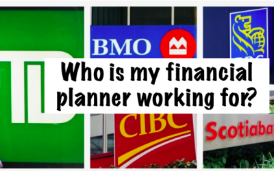 Who is my financial planner working for?