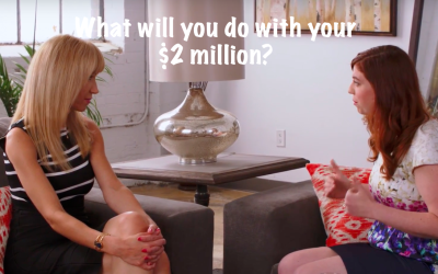 What will you do with $2 million?