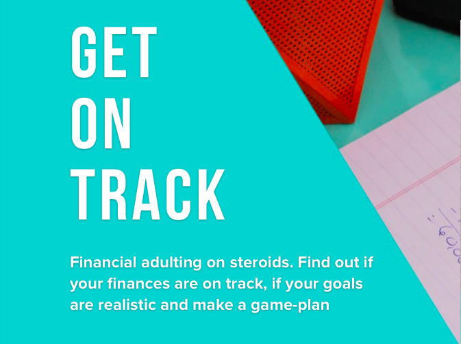 get on track millennial personal finance